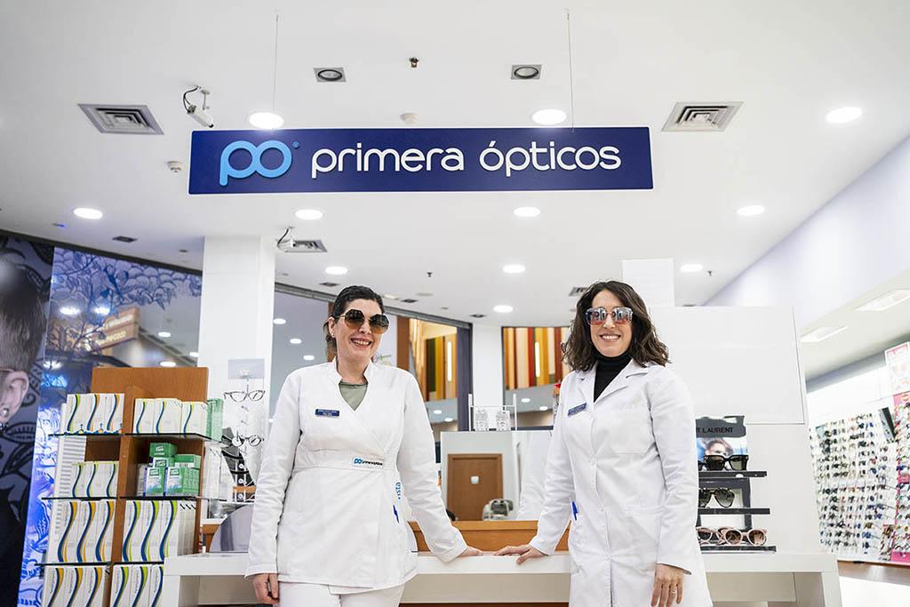 PRIMERA OPTICOS