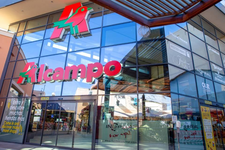 Alcampo Calendario.Zeniaboulevard Centro Comercial